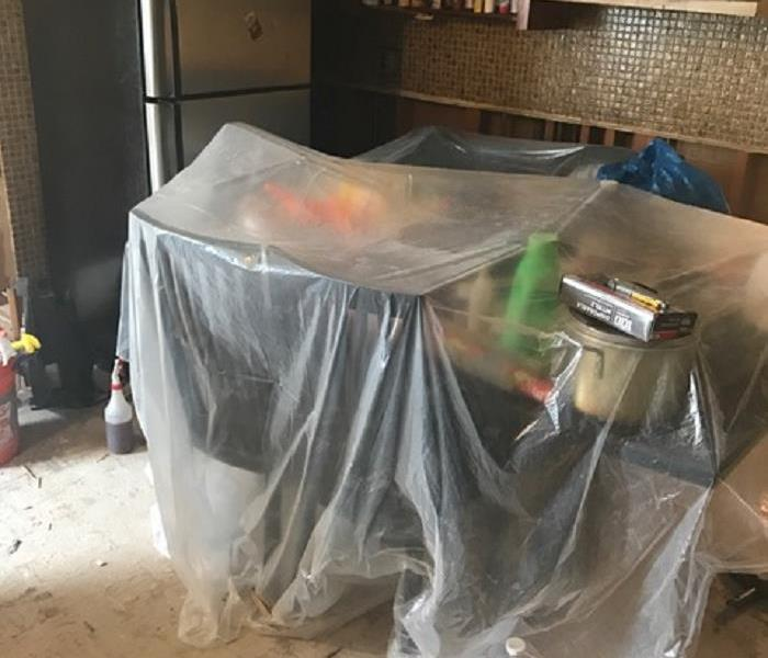 Kitchen Repairs After Water Loss