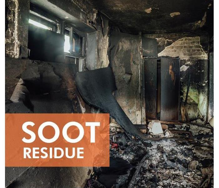 Fire Damage Smoke and Soot Damage Can Cause a Pervasive Odor in Your Home