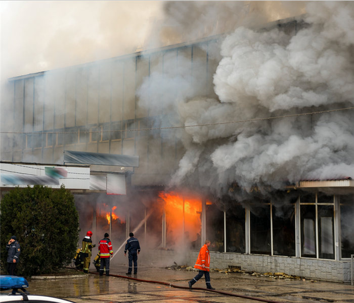 Fire Damage Should You Get Commercial Property Insurance?