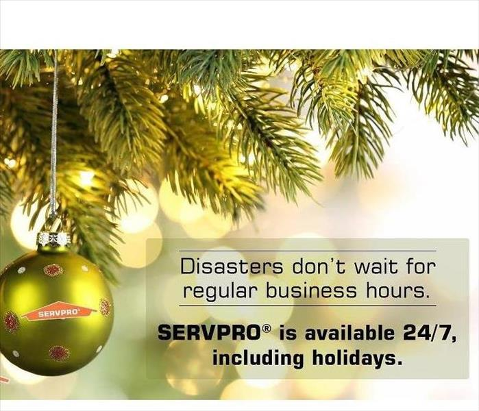 Fire Damage SERVPRO is Always here